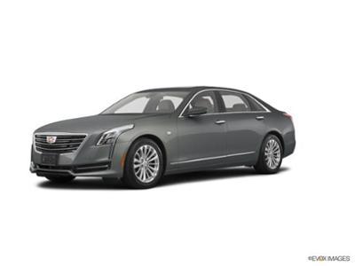 2017 Cadillac CT6 Sedan at Bergstrom Automotive