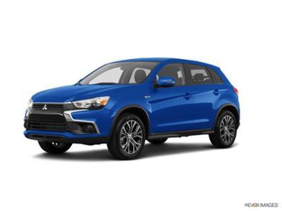 2017 Mitsubishi Outlander Sport at Bergstrom Automotive