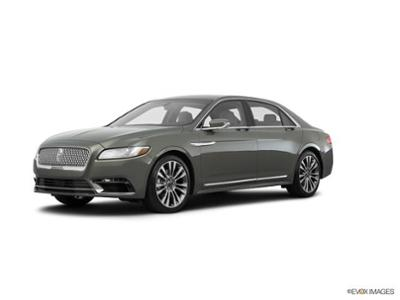 2017 LINCOLN Continental at Phil Long Dealerships
