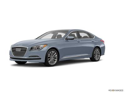 2017 Genesis G80 at Hyundai of Wesley Chapel