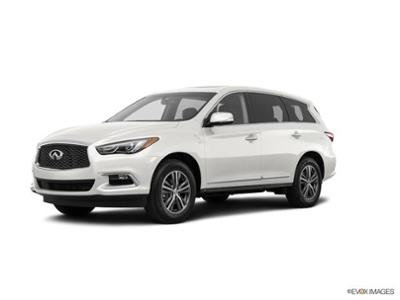 2017 INFINITI QX60 at Bergstrom Automotive