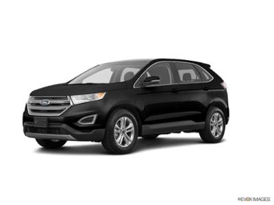 2017 Ford Edge at Phil Long Dealerships
