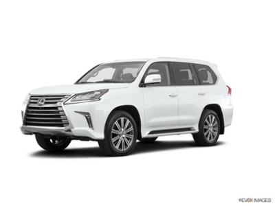 2017 Lexus LX 570 at Bergstrom Automotive