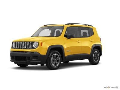 2017 Jeep Renegade at Bergstrom Automotive