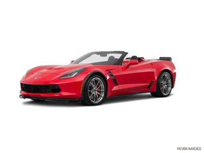 2017 Chevrolet Corvette at Bergstrom Automotive