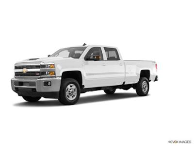 2017 Chevrolet Silverado 2500HD at Feldman Chevrolet