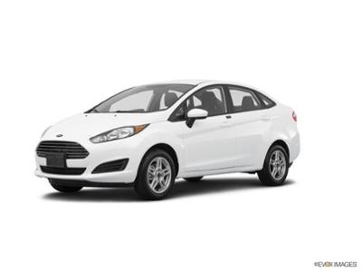 2017 Ford Fiesta at Phil Long Dealerships