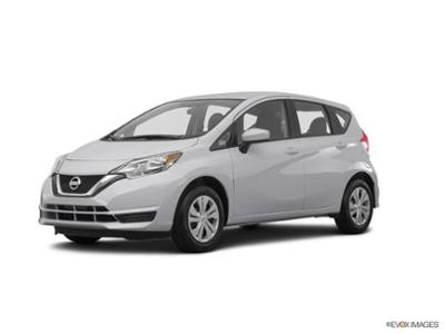 2017 Nissan Versa Note at Bergstrom Imports on Victory Lane