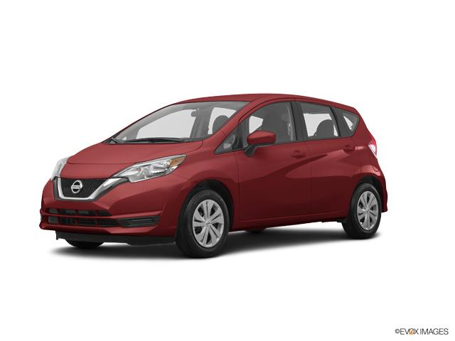 2017 Nissan Versa Note Vehicle Photo In Burlin Ca 94010