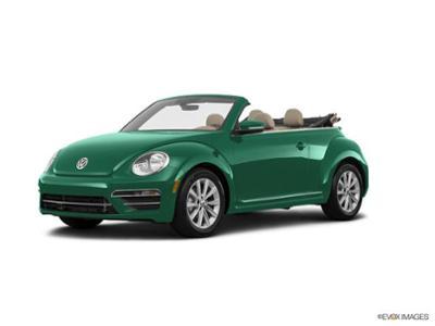 2017 Volkswagen Beetle Convertible at Bergstrom Automotive
