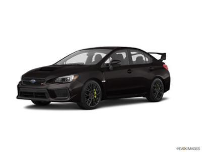 2018 Subaru WRX at Bergstrom Automotive