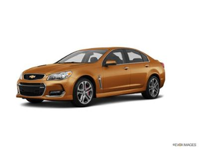 2017 Chevrolet SS at Bergstrom Automotive