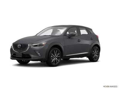 2017 Mazda CX-3 at Bergstrom Automotive