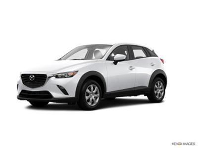 2017 Mazda CX-3 at Bergstrom Automotive
