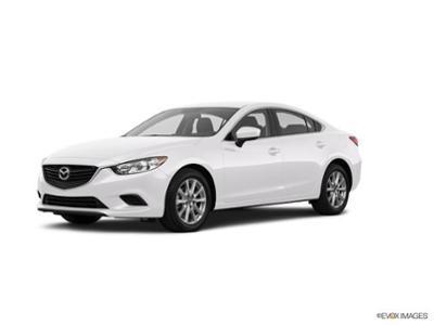 2017 Mazda Mazda6 at Bergstrom Imports on Victory Lane