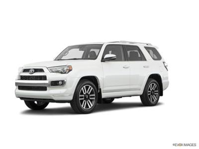 2017 Toyota 4Runner at Phil Long Dealerships