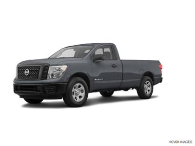 2017 Nissan Titan at Bergstrom Automotive