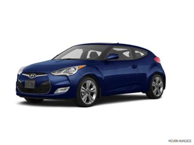 2017 Hyundai Veloster at Bergstrom Imports on Victory Lane