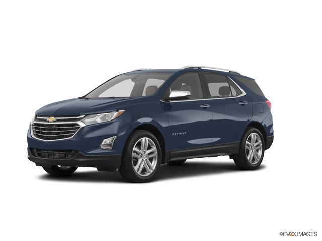 Cape Coral Storm Blue Metallic 2018 Chevrolet Equinox: New ...