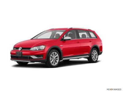 2017 Volkswagen Golf Alltrack at Bergstrom Imports on Victory Lane