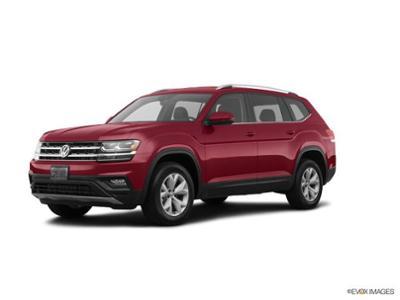 2018 Volkswagen Atlas at Bergstrom Imports on Victory Lane