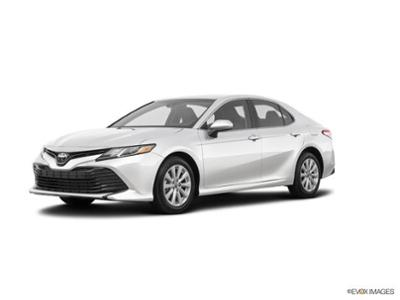 2018 Toyota Camry at Stevinson Automotive