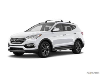 2018 Hyundai Santa Fe Sport at Bergstrom Imports on Victory Lane