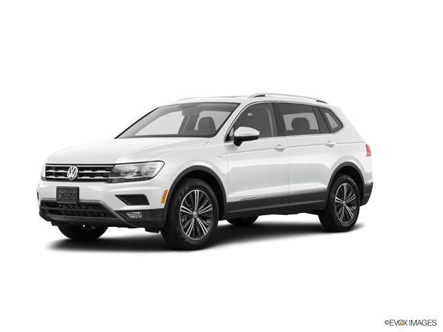 2018 Volkswagen Tiguan at Your Area Tacoma Volkswagen Dealer ...