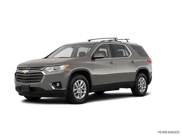 2018 Chevrolet Traverse New Pepperdust Metallic Suv for