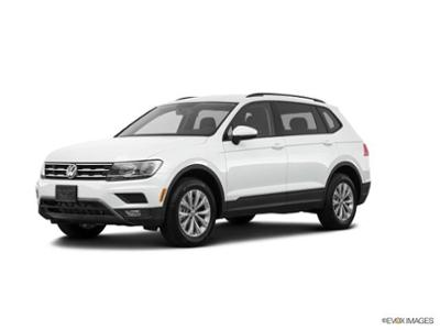 2018 Volkswagen Tiguan at Bergstrom Imports on Victory Lane
