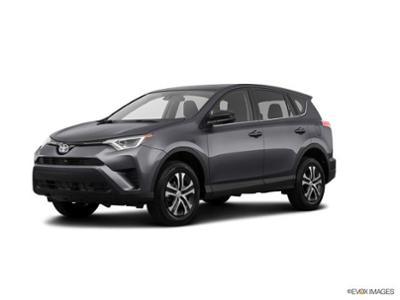 2018 Toyota RAV4 at Stevinson Automotive