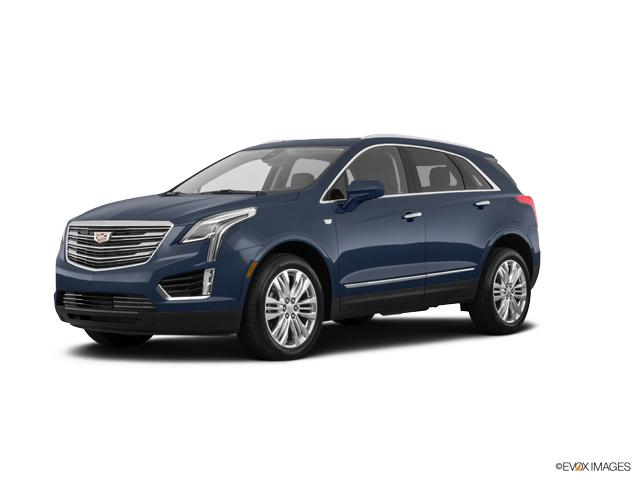 Dallas New 2018 Cadillac Xt5 Harbor Blue Metallic Suv For Sale 1gykners1jz115676