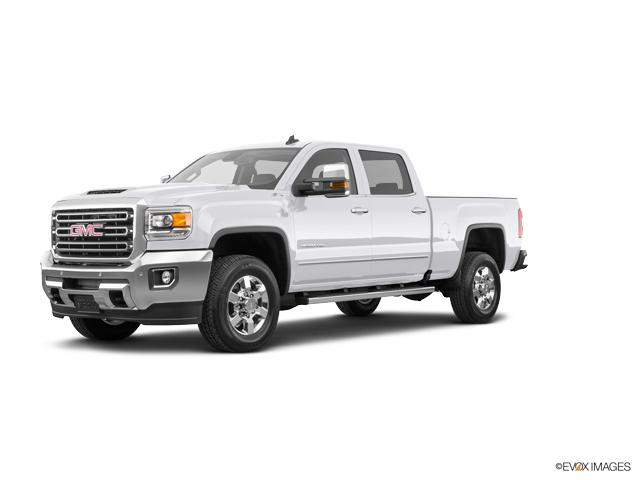 New 2018 Gmc Sierra 3500hd White Frost Tricoat For Sale