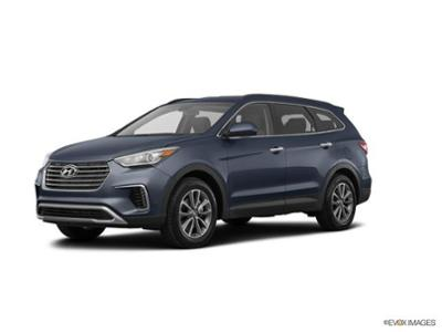 2018 Hyundai Santa Fe at Phil Long Dealerships