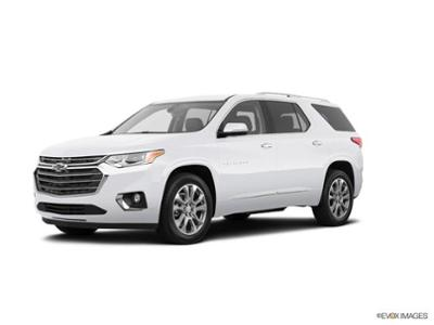 2018 Chevrolet Traverse at Phil Long Dealerships