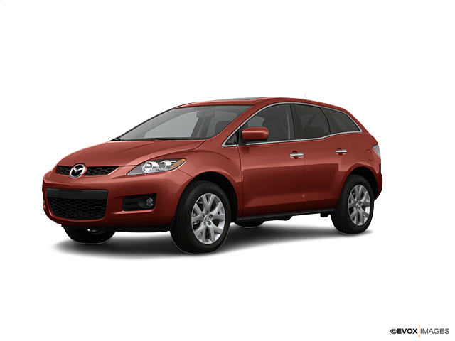 griffin red 2007 mazda cx 7 used suv for sale u7571. Black Bedroom Furniture Sets. Home Design Ideas