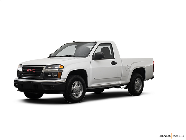 used 2008 summit white gmc canyon 2wd regular cab work truck for sale in vero beach fl. Black Bedroom Furniture Sets. Home Design Ideas