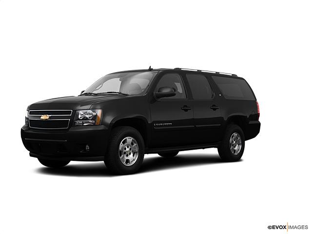 Greenbelt Black 2008 Chevrolet Suburban Used Suv for Sale