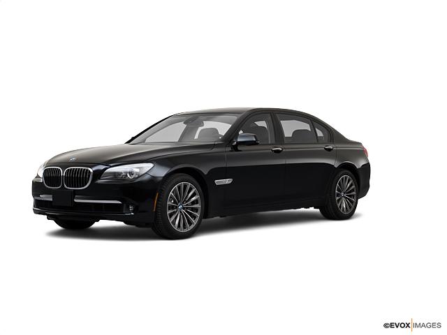 Owings Mills Lexus >> Owings Mills Black Sapphire Metallic 2009 BMW 750i: Used ...