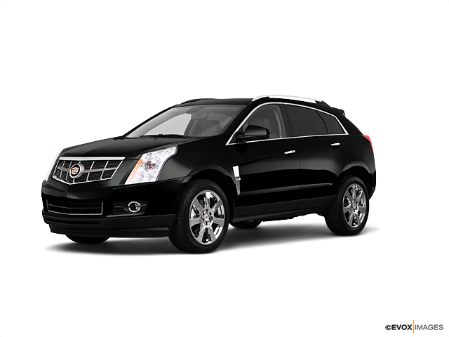 Used Suv 2010 Black Raven Cadillac SRX 3.0L V6 AWD Premium For Sale