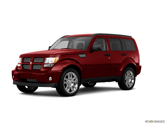 Used 2011 Inferno Red Crystal Pearl 3 7L Dodge Nitro For