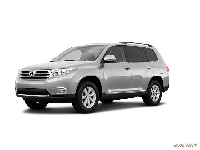 2011 Toyota Highlander Vehicle Photo in Springfield, MO 65809