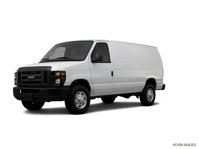 2012 Ford Econoline Cargo Van For Sale In Midlothian