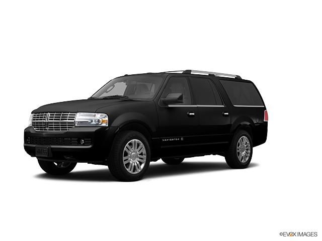 used suv 2012 black lincoln navigator l 4dr 5 4l v8 4wd. Black Bedroom Furniture Sets. Home Design Ideas