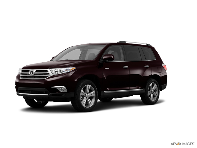 2013 Toyota Highlander Vehicle Photo in Springfield, MO 65809