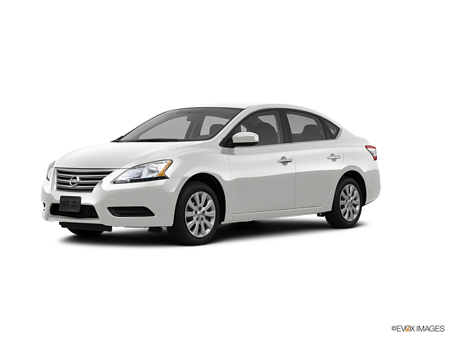 2013 Nissan Sentra Vehicle Photo In Newburgh, NY 12550
