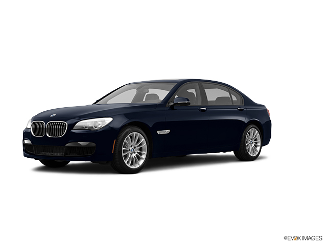 2013 Bmw 750li For Sale In Merriam Wbaye8c5xdd132057