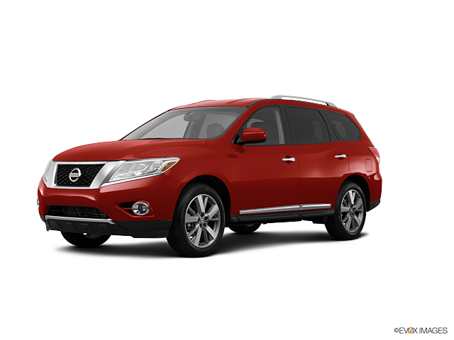 Nashville Red 2013 Nissan Pathfinder Used Suv For Sale