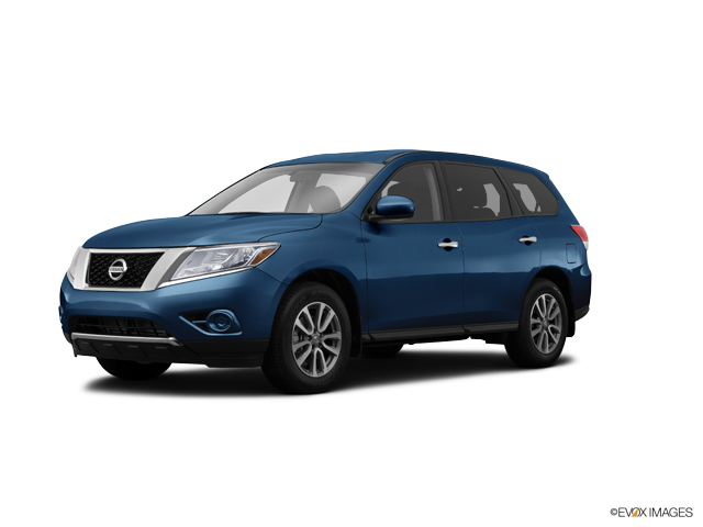 Used 2014 Nissan Pathfinder Blue For Sale Near Baton