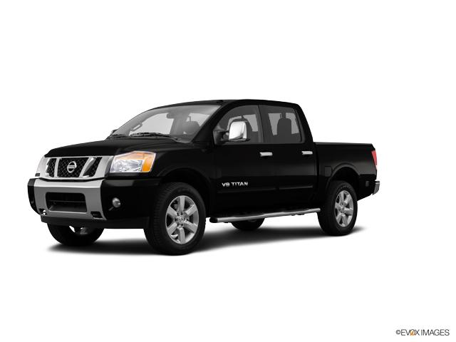 2014 Nissan Titan Vehicle Photo In San Marcos, TX 78666